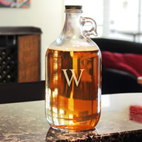 Personalized Beer Growler